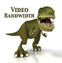 Don't let the video bandwidth monster eat you alive. Get higher speeds and lower prices now.
